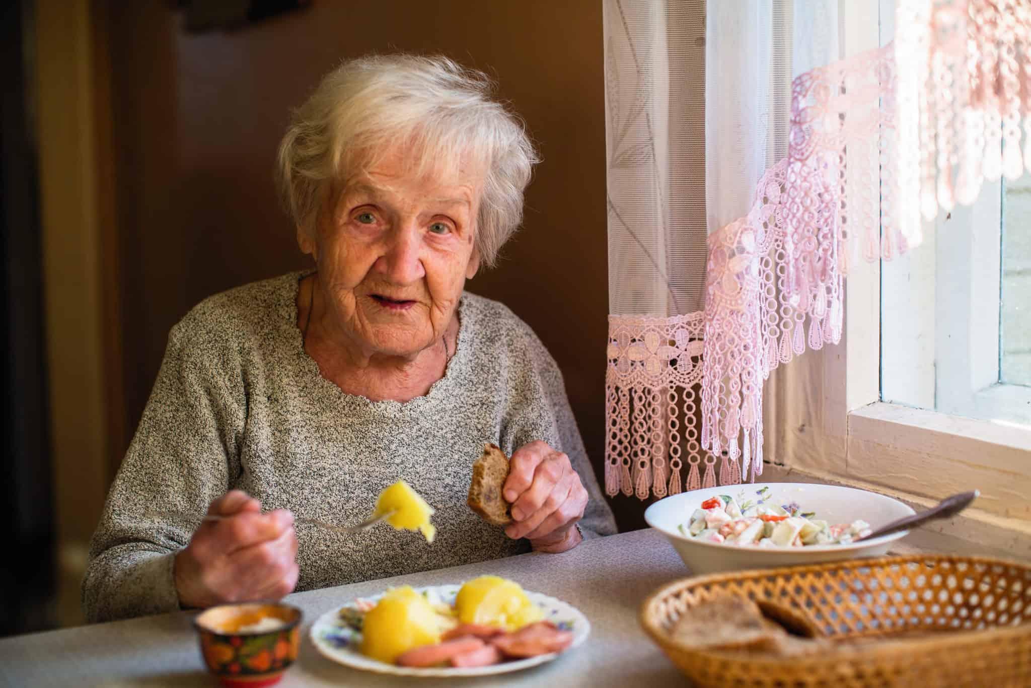 Morrisons – doorstep deliveries for elderly and vulnerable