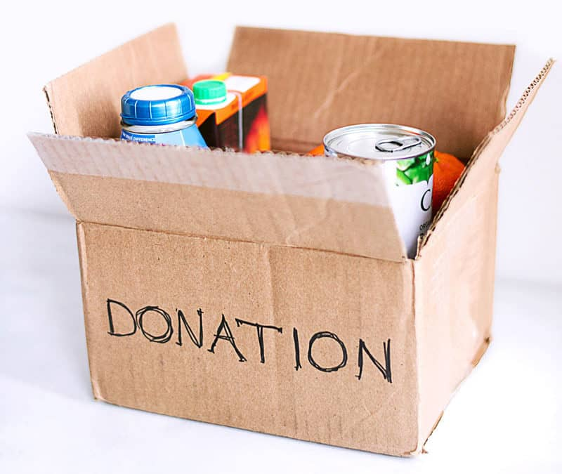 HITS foodbank requests – 27th March