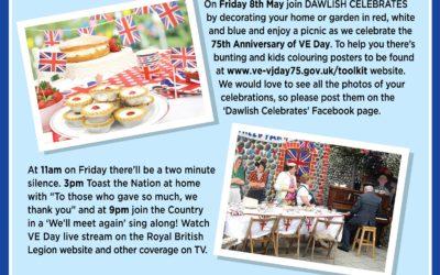Dawlish Celebrates VE DAY 75 at home